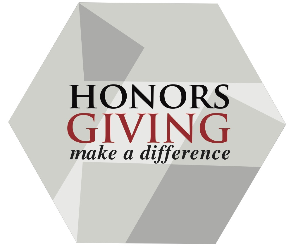 honors college the university of new giving